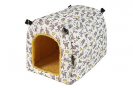Kukaň I Love Pets Trendy 35x25x25cm