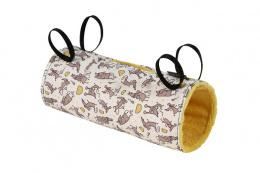 Závěsný tunel I Love Pets Trendy 15x30cm