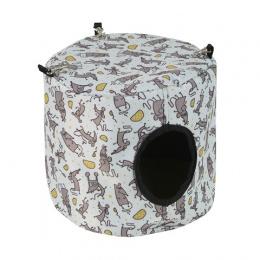Závěsný domeček I Love Pets Trendy 15x15cm
