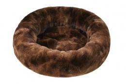 Pelíšek Amélie Fox 60cm hnědý melír