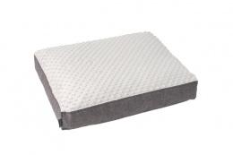 Matrace Viky 100cm stříbrná