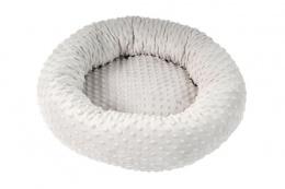 Pelíšek Viky stříbrná 60cm