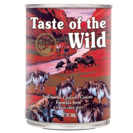 Konzerva Taste of the Wild Southwest Canyon Canine 390g