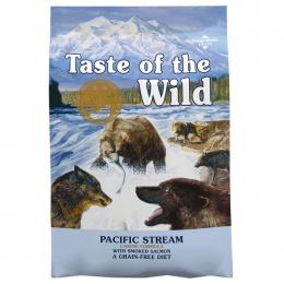 Taste of the Wild Pacific Stream Canine 12,2kg + konzerva zdarma