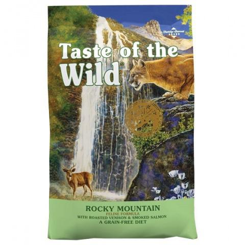 Taste of the Wild Rocky Mountain Feline 6,6kg + konzerva zdarma title=