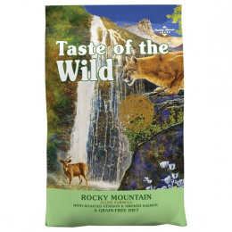 Taste of the Wild Rocky Mountain Feline 6,6kg