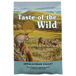 Taste of the Wild Appalachian Valley Canine 12,2kg + konzerva zdarma