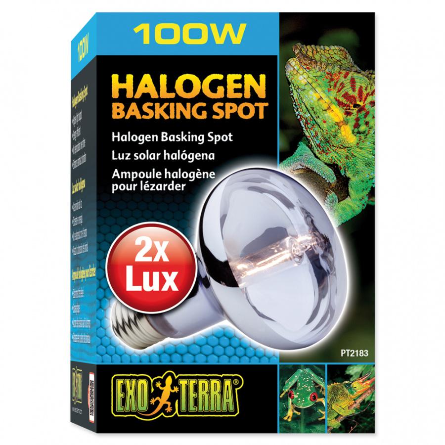 Žárovka EXO TERRA Halogen Basking Spot 100W