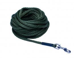 Stopovací šňůra - lano 0,6cmx10m khaki