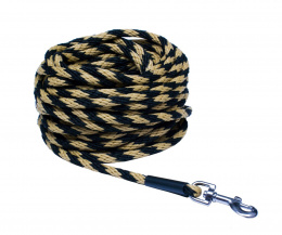 Stopovací šňůra - lano 0,6cmx10m béžová