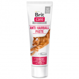 Pasta Brit Care Cat Paste Antihairball with Taurine 100g