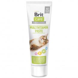 Pasta Brit Care Cat Paste Multivitamin 100g