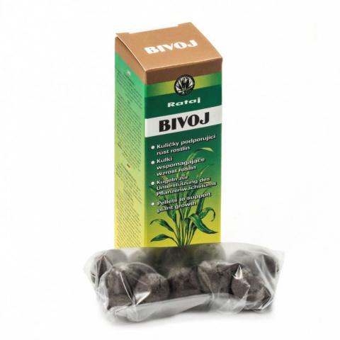 Bivoj Rataj hnojivo pro akvarijní rostliny 20ks