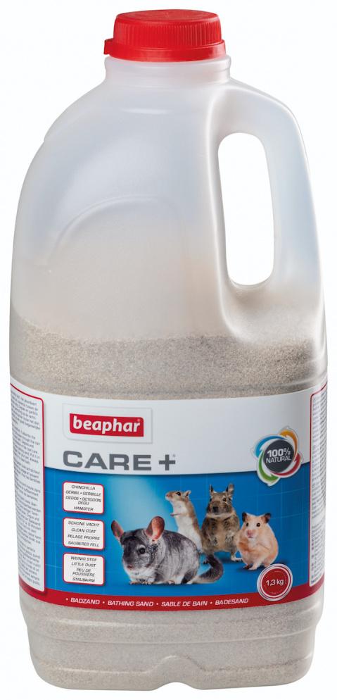 Koupací písek BEAPHAR Care+ pro malé hlodavce 1,3 kg