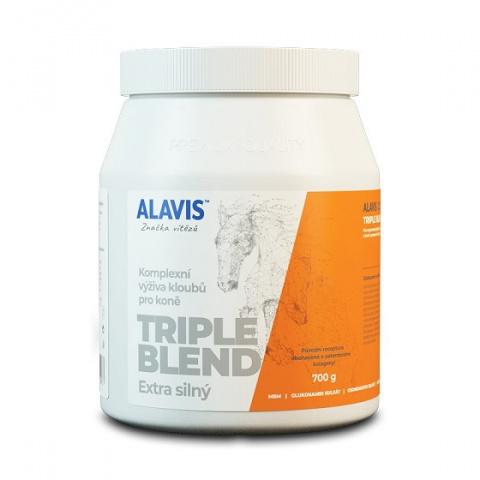 Kloubní výživa Alavis Triple Blend Extra silný 700g title=