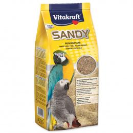 Písek Vitakraft Vita Sandy písek pro velké papoušky 2,5kg