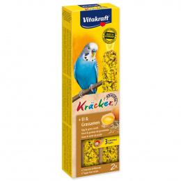 Tyčinky Vitakraft Kracker vejce 2ks