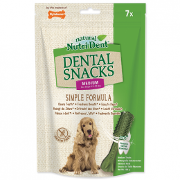 Pochoutka Nutri Dent Dental Snacks Medium 7ks