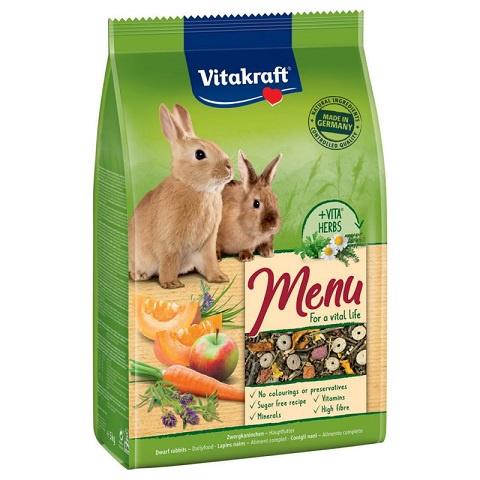 Menu Vitakraft Vital králík 1kg title=