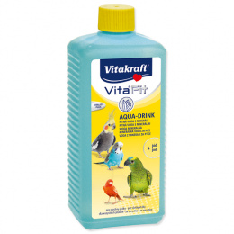 Vitakraft Aqua Drink s minerály 500ml