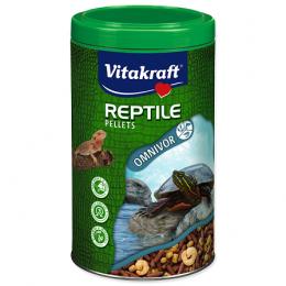 Krmivo Omnivor Vitakraft Reptile Pellets 1l