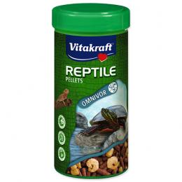 Krmivo Omnivor Vitakraft Reptile Pellets 250ml