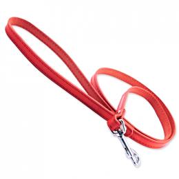 Kožené vodítko Tamer 1,4cm/175cm červené