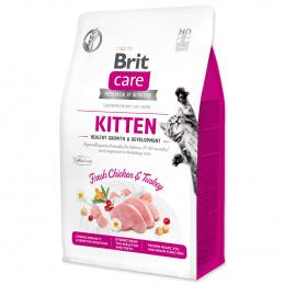 Brit Care Cat Grain-Free Kitten Healthy Growth & Development 0,4kg