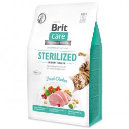 Brit Care Cat Grain-Free Sterilized Urinary Health 0,4kg