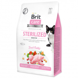 Brit Care Cat Grain-Free Sterilized Sensitive, 0,4kg