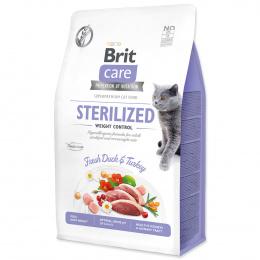 Brit Care Cat Grain-Free Sterilized Weight Control 0,4kg
