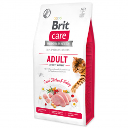 Brit Care Cat Grain-Free Adult Activity Support 7kg