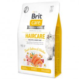 Brit Care Cat Grain-Free Haircare Healthy & Shiny Coat 2kg