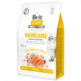 Brit Care Cat Grain-Free Haircare Healthy & Shiny Coat 0,4kg