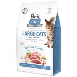 Brit Care Cat Grain-Free Large cats Power & Vitality 0,4kg