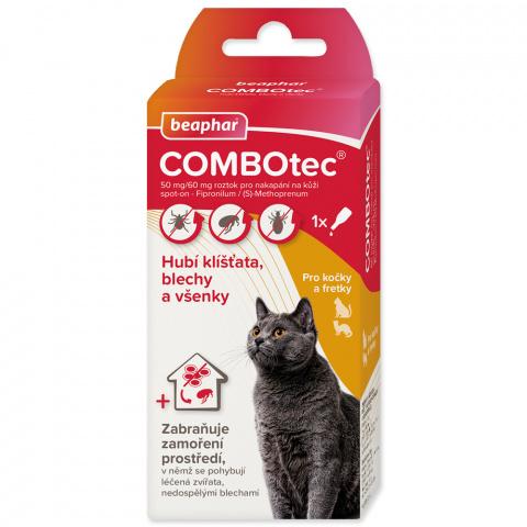 Spot-on Beaphar Combotec pro kočky a fretky                      title=