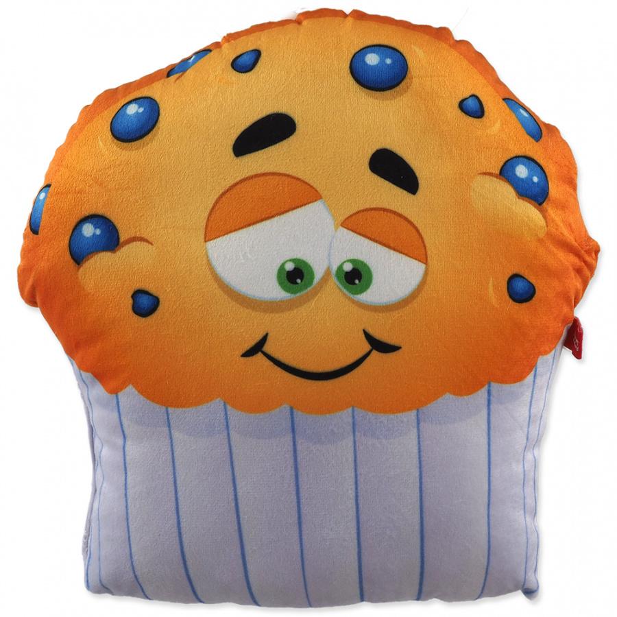 Hračka Dog Fantasy muffin velký 28cm