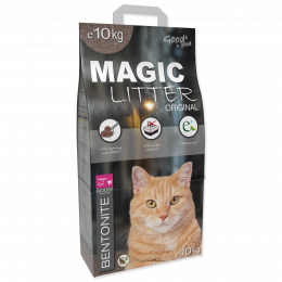 Kočkolit Magic Litter Bentonite Original 10kg