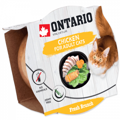 Ontario Fresh Brunch Chicken 80g title=