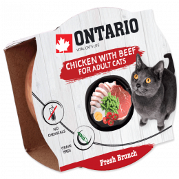 Ontario Fresh Brunch Chicken with Beef 80g