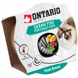 Ontario Fresh Brunch Ocean Fish 80g​