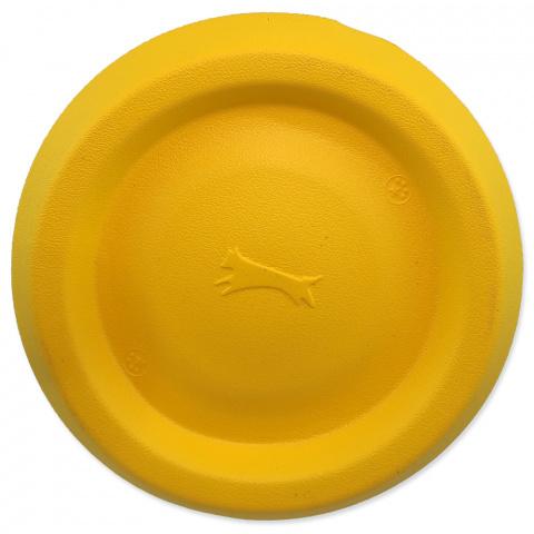 Hračka Dog Fantasy EVA frisbee žlutý 22cm  title=