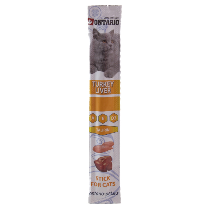 Ontario stick Turkey & Liver 5 g