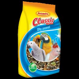 Avicentra Velký papoušek standart 1kg