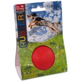 Míček Dog Fantasy Rubber červený 6cm