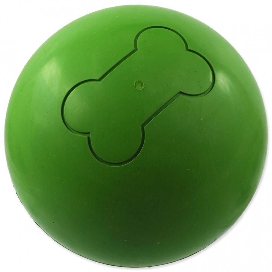 Míček Dog Fantasy Rubber zelený 12,5cm