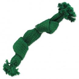 Uzel Dog Fantasy pískací 2 knoty 22cm zelený
