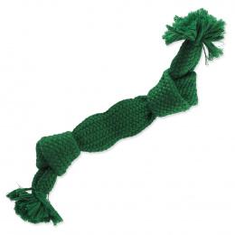 Uzel Dog Fantasy pískací 2 knoty 35cm zelený