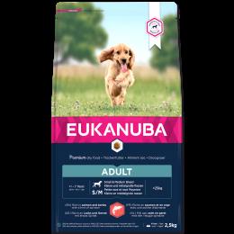 Eukanuba Adult Small & Medium Salmon