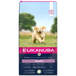 Eukanuba Puppy Large & Giant Lamb